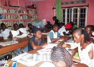 Förderung von Bildung